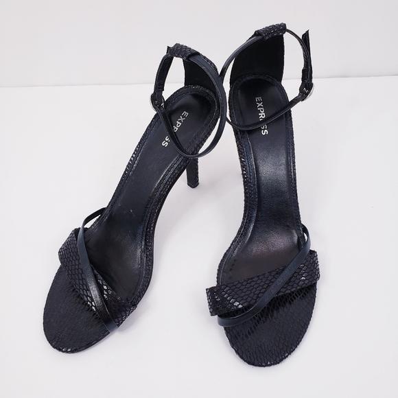 EXPRESS Scrappy Heels 8